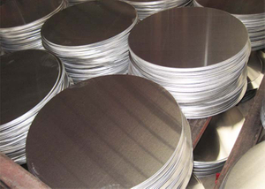 3004 ALUMINUM DISC FEATURES